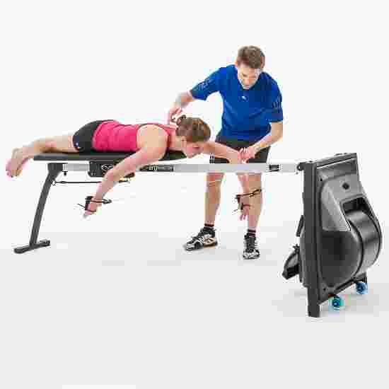 Vasa Schwimmergometer Pro Bench, Mit Kabel