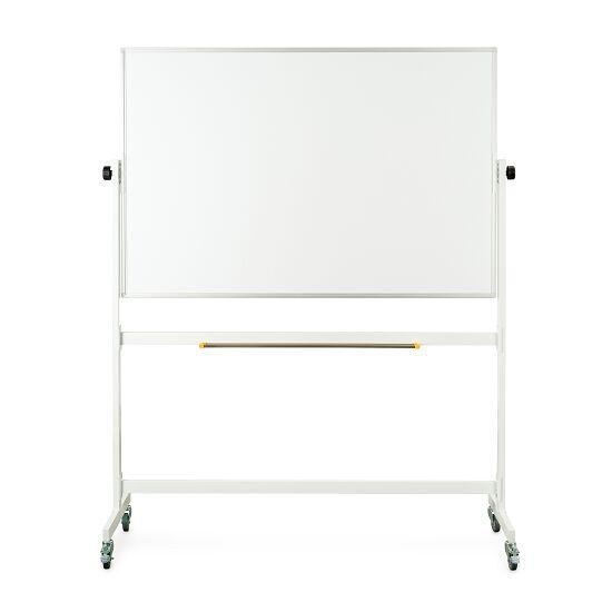 Vendbar tavle, transportabel Whiteboard på begge sider, 150x100 cm