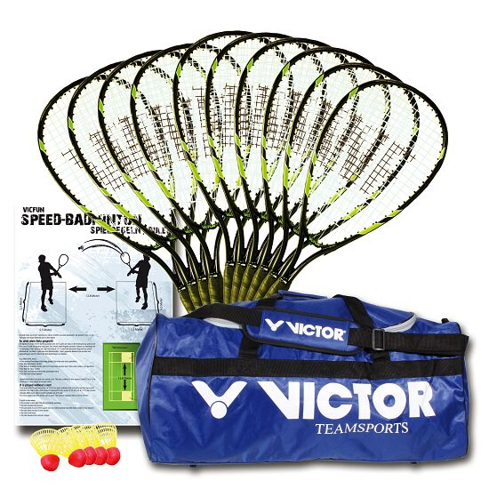 "Victor® Crossminton Schulsportset ""100"""