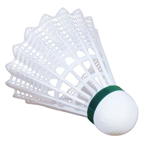 "Victor® ""Shuttle 1000"" Badminton Shuttles Green, slow, white"