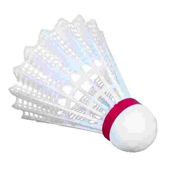 """Victor """"Shuttle 1000"""" Badminton Shuttles Red/white, fast"""