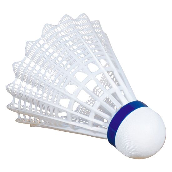 """Victor® """"Shuttle 2000"""" Badminton Shuttles Blue, medium, white"""