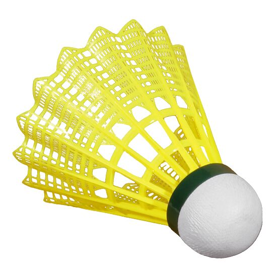 "Victor® ""Shuttle 2000"" Badminton Shuttles Green, slow, yellow"