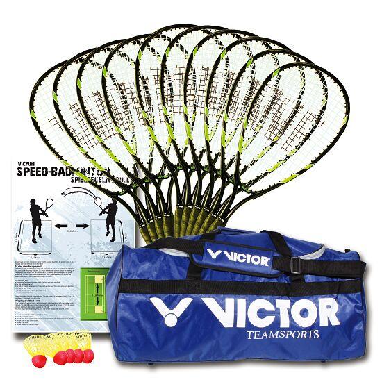 """Victor® Speed-Badminton Schulsportset """"100"""""""