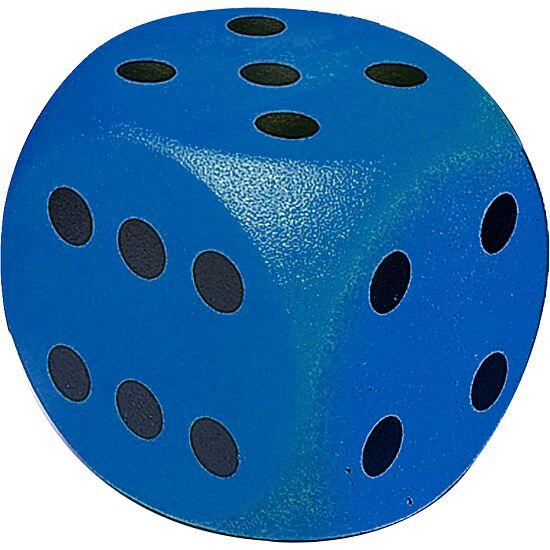 Volley® Würfel Blau, 16 cm