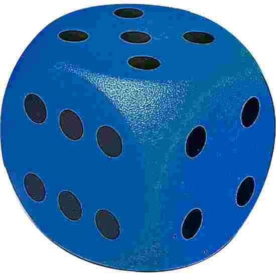 Volley Würfel Blau, 16 cm