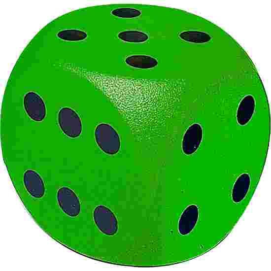 Volley Würfel Grün, 16 cm