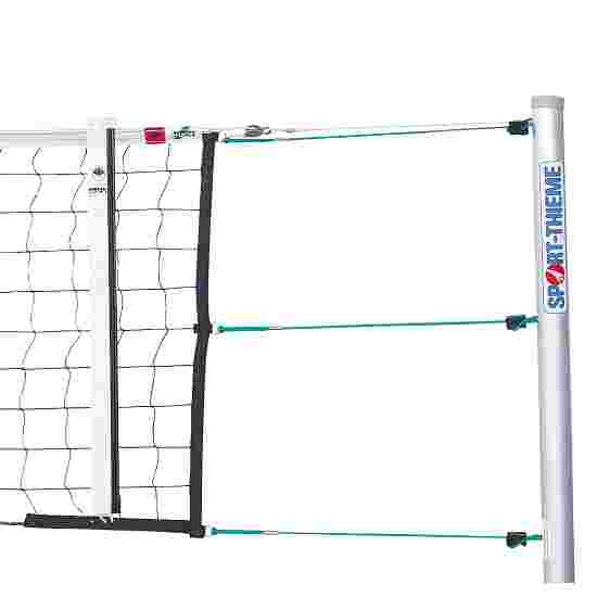 Volleyball Turniernetz DVV 1 mit Umlenkrolle