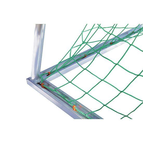 Vollverschweißtes Jugendfußballtor 5x2 m, transportabel mit gefräster Netzhalteschiene