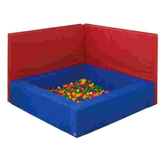 Wall Padding for Ball Pools