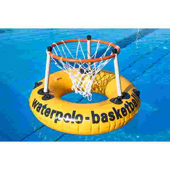 Water Basketball Basket with Ring