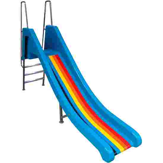 Water Slide Rainbow