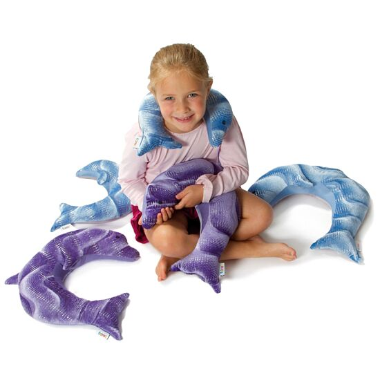 Weighted Soft Toys Dolphin, 1 kg