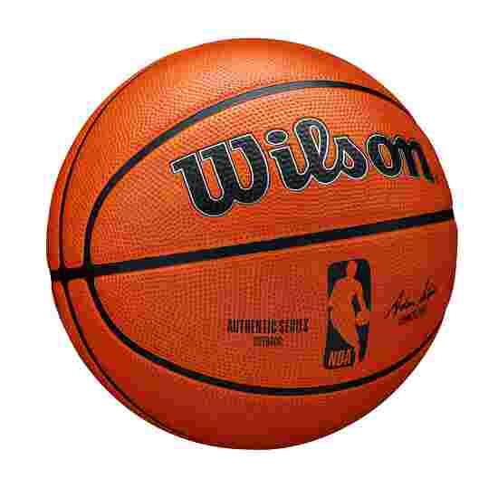 "Wilson Basketball  ""NBA Authentic Outdoor"" Größe 6"