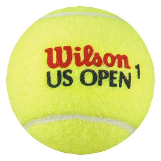 "Wilson® Tennisbälle ""US Open"""