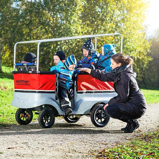 Winther Kinderbus E-Turtle Für 6 Kinder