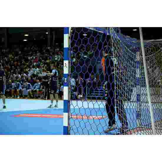 World Championship Handball Goal Net Blue