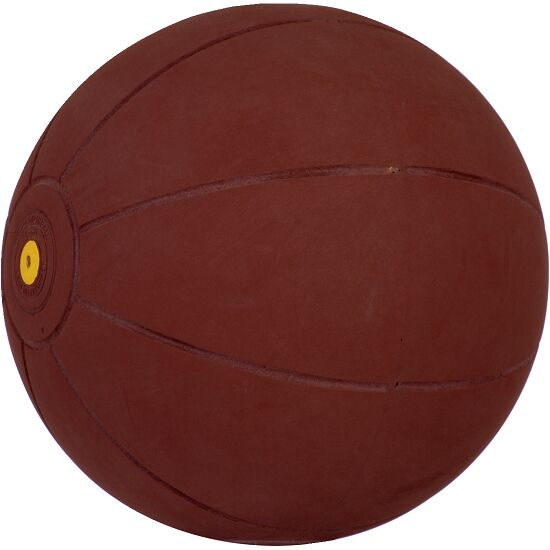 WV® Medicine Ball – The Original! 2 kg, ø 27 cm, brown