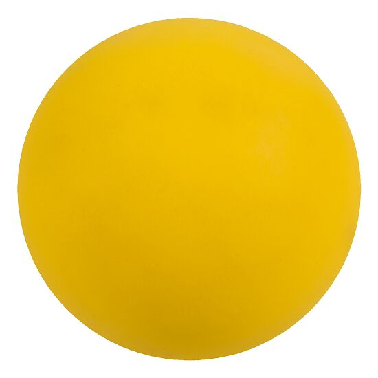 WV Rubber Gymnastics Ball Gymnastics Ball ø 16 cm, 320 g , Yellow
