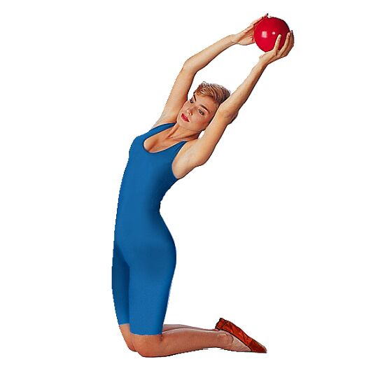 WV® Rubber Gymnastics Ball ø 16 cm, 320 g , Yellow
