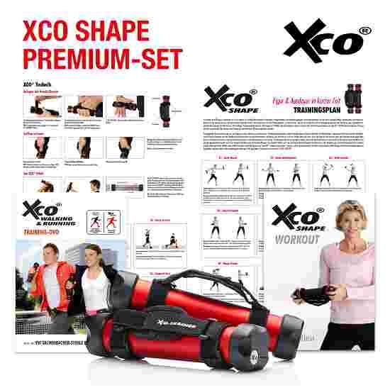 XCO Aluminium Premium Set incl. 2 training programmes on DVD