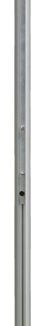 Sport-Thieme® Volleyballpfosten ø 83 mm Mit Flaschenzugsystem