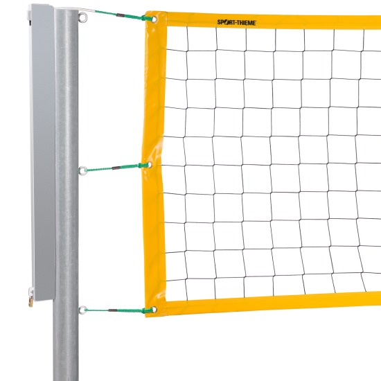 """Sport-Thieme® Beach-Volleyball Pfosten """"Safe"""" Zum Einbetonieren"""