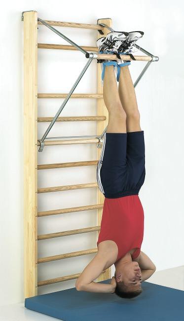 Sport-Thieme® Sprossenwand mit Klimmzugbügel Sprossenwand 210x80 cm
