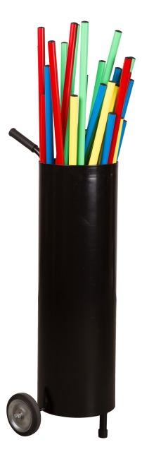 Sport-Thieme® fahrbarer Sammel- und Transportbehälter