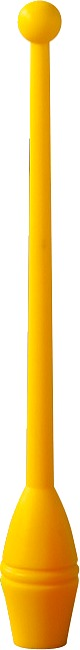 Sport-Thieme® Kinder-Gymnastikkeule Gelb
