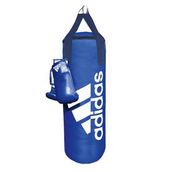 Adidas® Blue Corner Boxing Kit