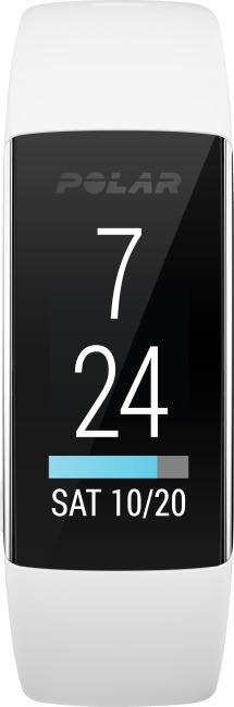 """Polar® Herzfrequenzmesser """"A360"""" S, Weiß"""
