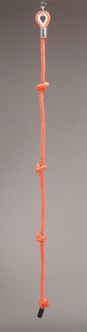 Huck Klettertau PP-Multifil Orange
