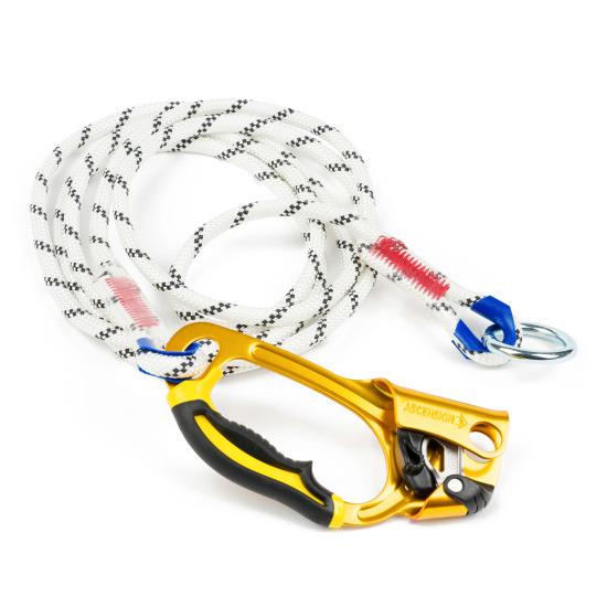 Höhenversteller mit Seil