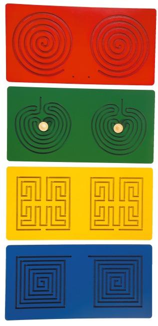 Tandem-Tafeln Set