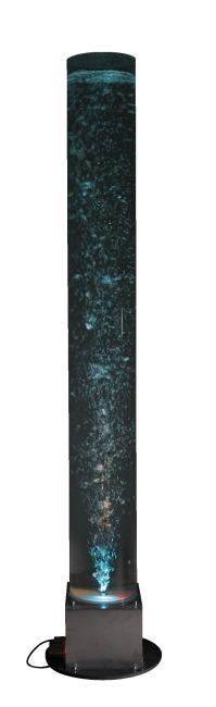 Sport-Thieme® Blasensäule, Einbauversion 150 cm hoch, ø 15 cm