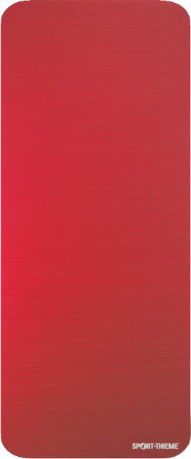 """Sport-Thieme® Gymnastikmatte """"Gym 15"""" Standard, Rot"""