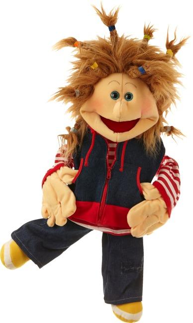"Living Puppets® Handpuppe ""Ronja"""