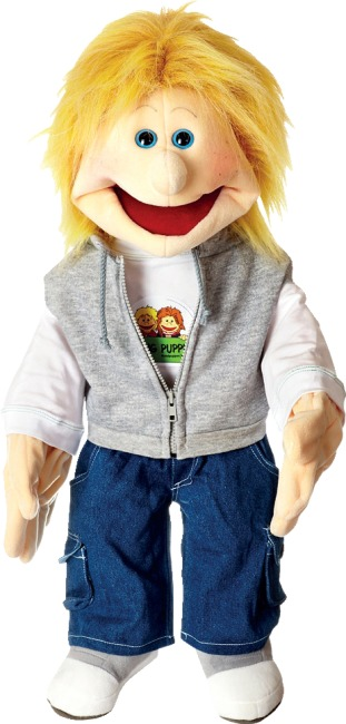 "Living Puppets® Handpuppe ""Joost"""