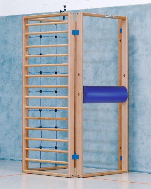 Sport-Thieme® Kletterhäuschen Nach rechts klappbar, Ohne Fallschutzmatten