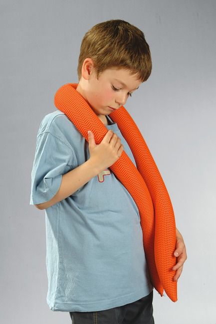 Sport-Thieme® Sandschlange Orange
