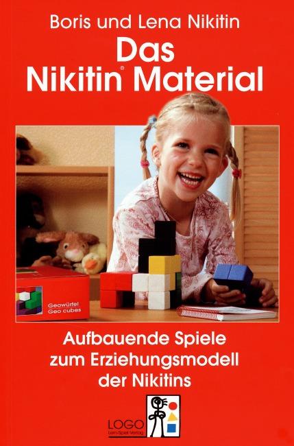 """Buch """"Das Nikitin® Material"""""""