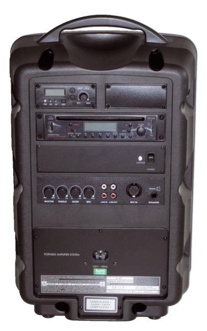 Akku-Box 80 Watt