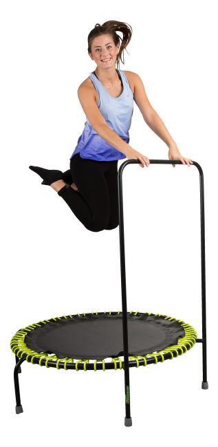 """Sport-Thieme® Fitness-Trampolin """"Jump 2"""" Heimbereich"""