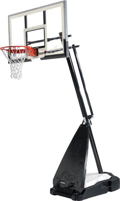 "Spalding® Basketballanlage ""NBA Ultimate Hybrid Portable"""