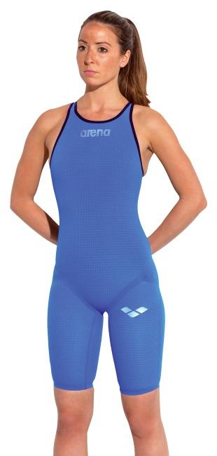 "Arena® Schwimmanzug ""PS Carbon Pro Mark 2"" (Back open) Cyan"