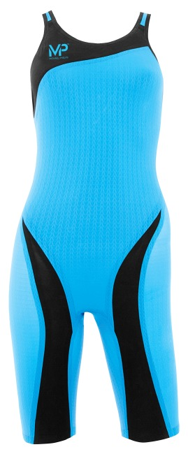 """Aqua Sphere® MP™ Competition Suit """"XPRESSO"""" Blue/Black"""