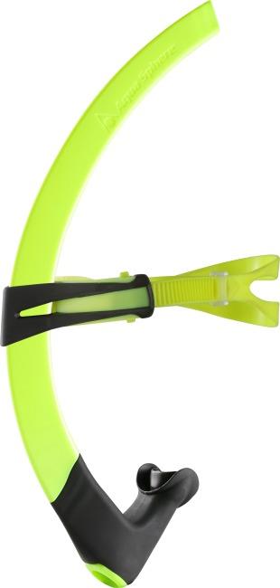 """Aqua Sphere® MP™ Schnorchel """"Focus"""" Jugendliche, Neon/ Schwarz"""