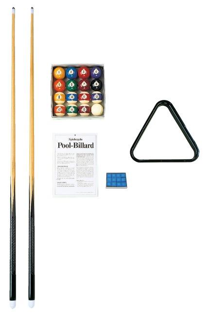 """Billard-Zubehör-Set """"Standard"""""""