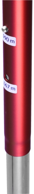 Polanik® Wettkampf-Hürde 762-1067 mm